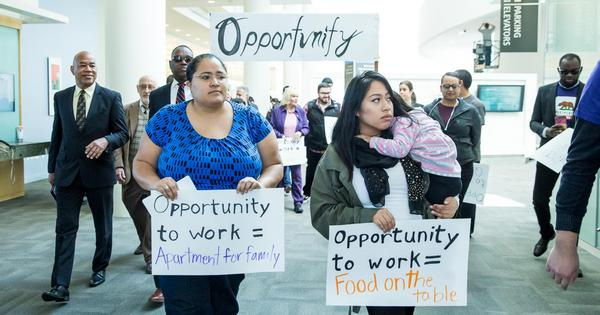 Opportunity to Work Initiative heads to the ballot
